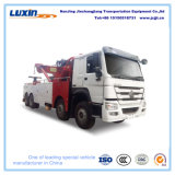 Jzz5311tqz Euro Four Emissions HOWO Chassis Towing Truck Wrecker China Manufacturer