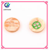 Resin Color Shirt Cartoon Children Coat Clothing Button