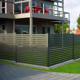 Wholesale Cheap Easily Installed Aluminium Composite Fence Panels