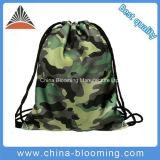 Waterproof Camflouge Army Green Swimming Drawstring Bag