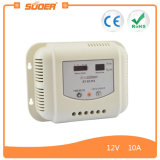 Suoer 10A 12V 24V Solar Charge Controller with Ce&RoHS (ST-G1210)
