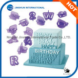 40PCS Fondant Cutter Alphabet Capital Letters Shaped Cake Mold