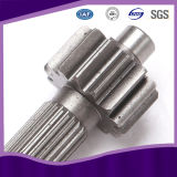 Stainless Steel Pinion Axle Gear Shaft with SGS Certificate