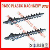 Extruder Screw and Barrel for Rubber Machine