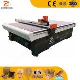 CNC Digital Box Cutting Machine for Corrugated Grey Board, Carton, Cardboard Sample Cutting Cutter Plotter Flatbed with Ce