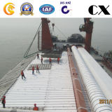 River Construction Project PP Non Woven Fabric