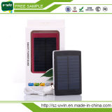 Dual USB 10000mAh Universal Solar Power Bank for Mobile Phone