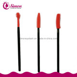 Eye Lashes Disposable Mascara Wand Eyelash Extension Brush Silicone Mascara Brush