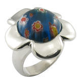 Jewellery Costume Flower Stone Rings