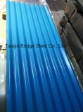 Color Coated Steel Sheet Corrugated Roofing Sheet with High Quality