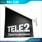 40X60 Cm Wall Mounted Flag with Plastic Pole (M-NF14P03008)