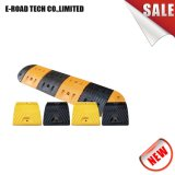 China Wholesale Road Portable Barrier Rubber Speed Bumps Heavy Duty Dirveway Rubber Speed Breaker