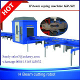 H Slope Beam Plasma Cutting Robot for Steel Warehouse