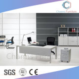 High End Foshan Furniture Metal Frame Office Manager Table (CAS-MD1851)