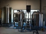 Turnkey Jacketed Brewing Equipment for Producing Large/Ale