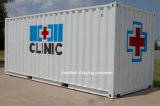 40FT Shipping Clinic Container with Roof (KXD-CH02)