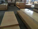 Low Price Basswood Material Plywood Used for Decorative Wall