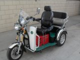 Gas	Cheap Mini Three Wheel Passenger Vehicle for The Old (SY110ZK-A)