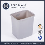 Household Nestable HDPE Plastic No. 1 Waste Dust Bin for Wholesale