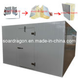 Cold Room Equipment with Fireproofing