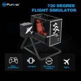 Funinvr 360 Degree Flight Simulator Real Flying Game and Driving Game Machine