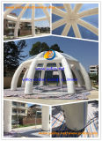 Inflatable Soda Sand Blasting Tent