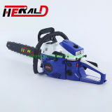 Hot Sell Long Life Time Professional Gasoline/Petrol Chain Saw Hy-52 in Manufacturer Price