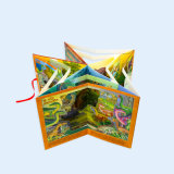 Children Puzzle Book, Pop-up Book, 3D Book, Greeting Card  Printing Service