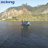 Water Hyacinth Grass Reed Mower/Cutting Machine/Removal Equipment/ Aquatic Weed Harvester Cutter
