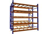 Slide Carton Flow Through Racking for Warehouse Storage