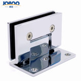 Guangdong Factory Price Frameless Square Cut out Glass Hinge Offset Backplate