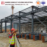China Low Cost Prefab Light Metal Frame Building Prefabricated Steel Structure for Warehouse/Workshop