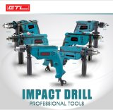1600W Power Tools Heavy Duty Electric Drill with Rear Handle (ED030-A)