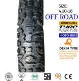 Motorcycle Tyre Tire Dirt Bike off Road Pattern 4.10-18