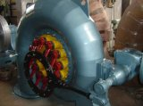 Mixed Water Turbine, Francis Turbine (HLX)