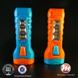 Energy Saving High Power with ABS Plastic LED Flashlight
