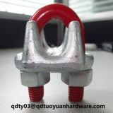 Rigging Hardware Us Type Drop Forged Stainless Steel Wire Rope Clamp