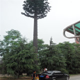 Galvanized Artificial Camouflaged Pine Tree Tower for Telecom