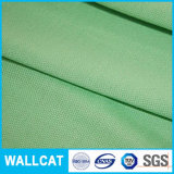 100% Cotton Material Water Repellent Grid Printed