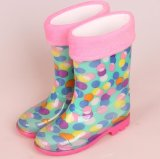 Wholesale Adorable Children Winter PVC Rain Boot