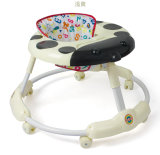 2017 Ce Certificated China High Quality Plastic Baby Walker Made in China