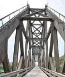 Export Production Steel Structure Bridge