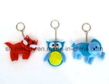 Cute Animal DIY Felt Keychain Decoration