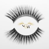 Levi Super Great Quality and Best Price 3D Silk Synthetic Eyelashes, False Eyelash Extension