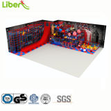 Colorful Jungle Forest Type Large Children Size Indoor Playground with Kids Indoor Playground Price From Good Factory