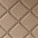 Rhombic Synthetic Leather for Head Borad Upholstery -Cbp16zg
