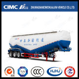 Hot Large Capacity W-Type Bulk Cement Tanker with High Quality Material