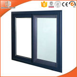 Thermal Break Aluminum Sliding Window with Tempered Glass