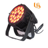 18PCS 10W Zoom Waterproof Outdoor RGBW LED PAR Light