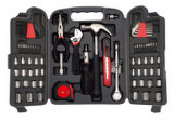 186PCS Household Tool Set in High Quality ABS Rubber Handle